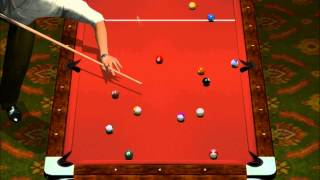 World Championship Pool 2004 PC Gameplay