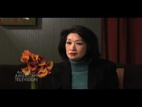 Connie Chung on Walter Cronkite - EMMYTVLEGENDS.ORG