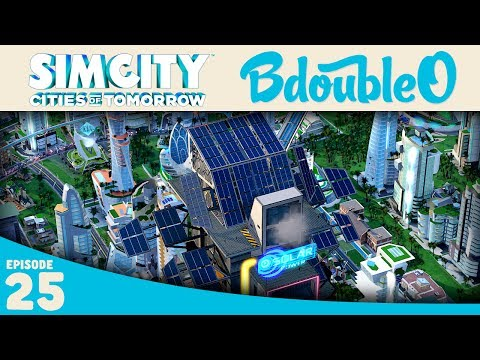 SimCity Cities of Tomorrow :: Solar Crown :: E25