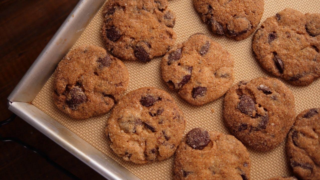 レシピ チョコ チップ クッキー
