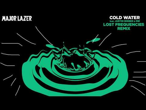 Major Lazer - Cold Water (feat. Justin Bieber & MØ) (Lost Frequencies Remix) (Official Audio)