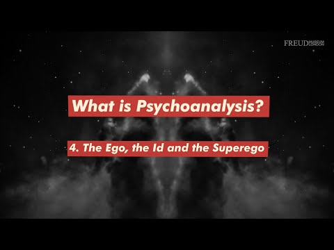 What is Psychoanalysis? Part 4: The Ego, the Id and the Superego
