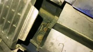 видео Замена салонного фильтра на Форд Мондео