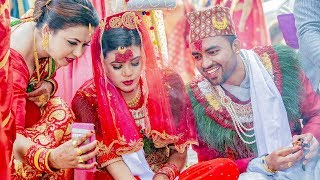 Krishna weds Samita | Nepali Wedding Highlights 2019 |