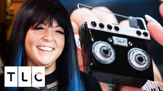 A Boombox That Plays Actual Music On A Fingernail! | Unpolished