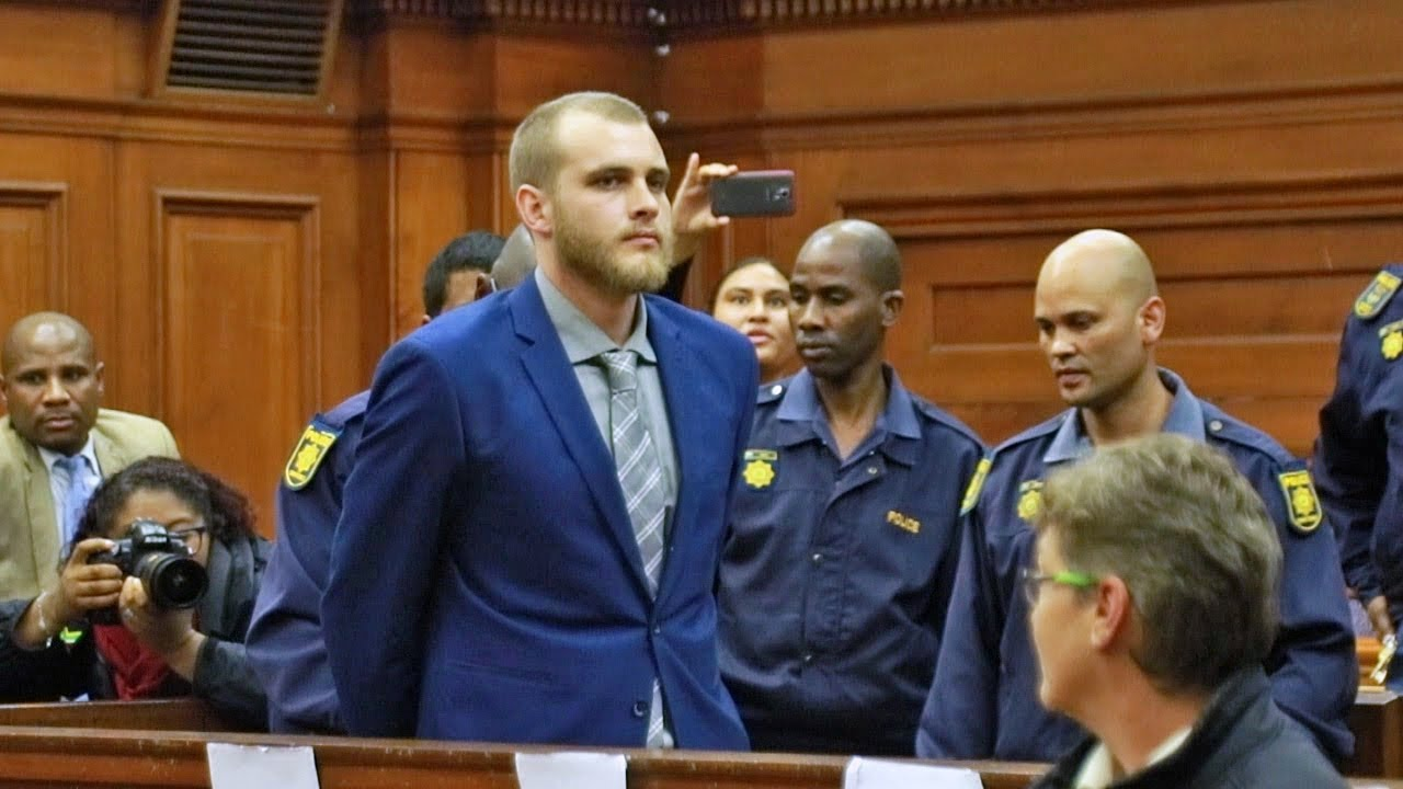 'The result is inescapable': Watch the moment Henri van Breda is found guilty of triple mu
