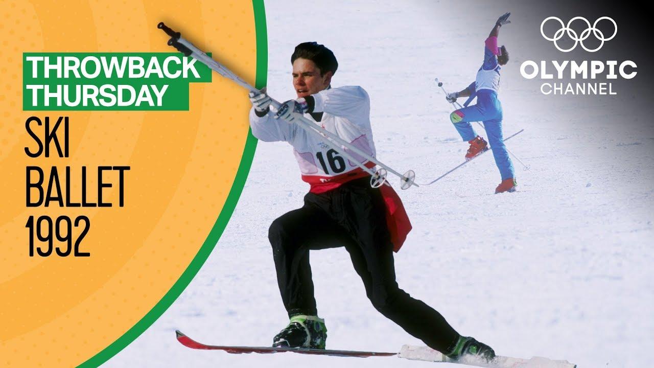 Skiballett Olympisch