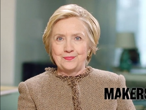 Clinton First Post-Inauguration Video Statement
