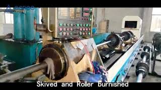 SRB Honed  Hydraulic Cylinder Tube