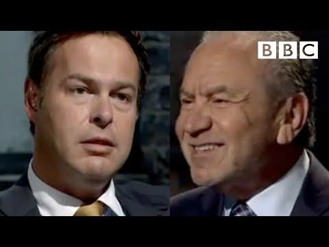 Dragons' Den VS Alan Sugar 🤯 - BBC