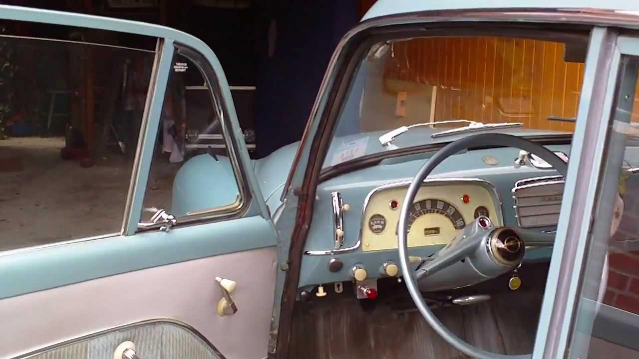 Opel Rekord P1 - Wikipedia