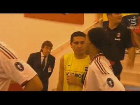 Ronaldinho Vs Boca Juniors (2009/2010) Audi Cup