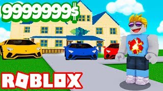 BUY THE BIGEST ROBLOX MANSION!! THE BEST MANSION IN THE WORLD (Mansion Tycoon)