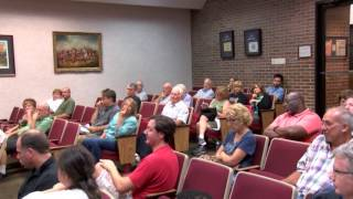 Tinley Park Treasurer Brad Bettenhausen discusses Tax Increment Fin...
