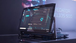 Acer predator triton 900 full view -The Beast is Back 2019 review