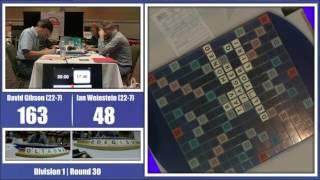 2016 North American Scrabble Championships Round 30