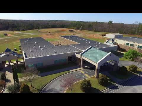 Peoples Baptist Academy Aerial Tour