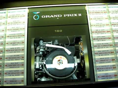 rock ola 426 grand prix ii jukebox youtube. Black Bedroom Furniture Sets. Home Design Ideas
