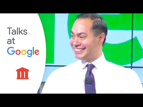 U.S. Housing and Urban Development Secretary Julián Castro | Talks at Google