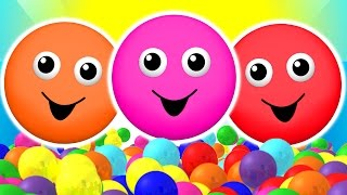 Color Songs Collection Vol. 2 | Learn Colors, Teach Colours, Baby Toddler Preschool Nursery Rhymes