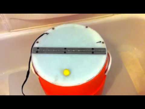 Igloo 10 Gal Bait Tank Youtube