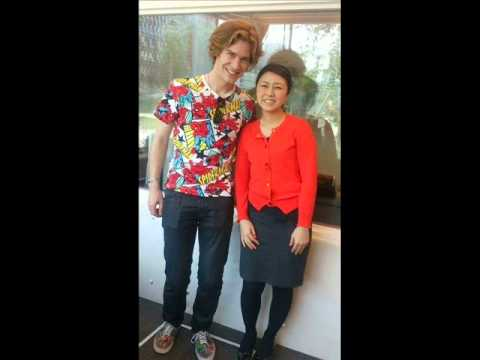 "Amaury Vassili - ""Tenjin United"" Love FM Fukuoka"
