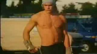 DAME MAS (Alex De La Nuez) ANUNCIO KAS 1994