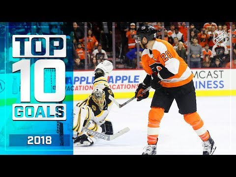 Top 10 Goals of 2018