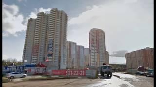 Солнцево Парк Просмотр Google улиц стройка