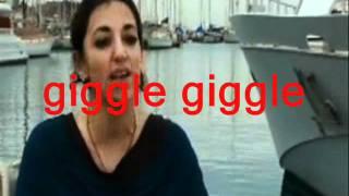 Dihmmi Masihi Huwaida Arraf . Freedom from jihad flotilla