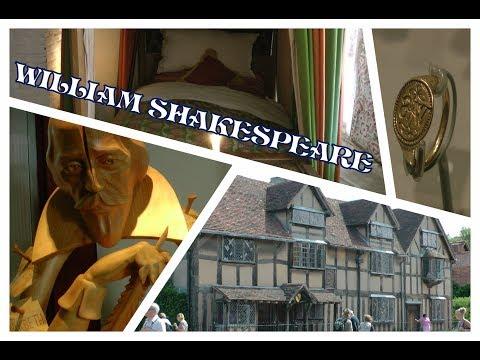 William Shakespeare's Birth Place - Stratford Upon Avon