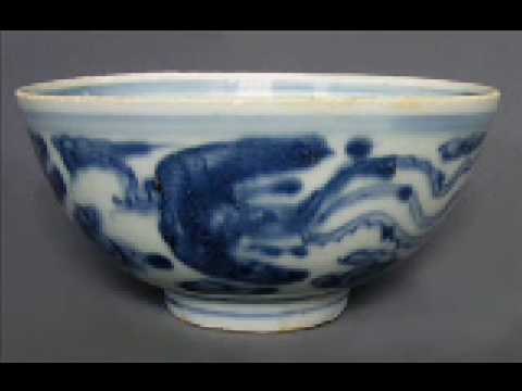 Late Ming Blue and white bowls (Part 2)明晚期青花碗欣赏