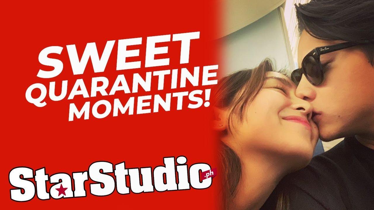 Sweet Quarantine Moments! | StarStudio.ph