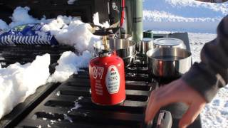 MSR Superfly Stove Review