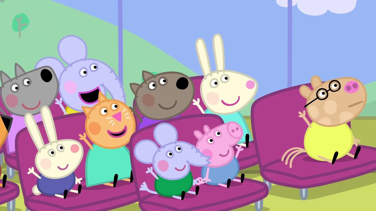 小豬佩奇 第六季14-26 中文版合集 Peppa pig SE06 14-26 Chinese Version Collection - YouTube