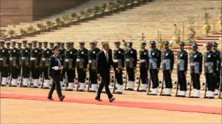 Guard of Honor; Moment of Pride!