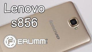 Lenovo s856 обзор смартфона двухсимника. Все особенности Lenovo s856 от FERUMM.COM