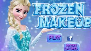 Princess Elsa and Anna Frozen💄 Makeup 💄 Game 💄