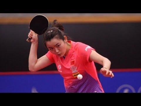 Liu Fei - Best Rallies 2