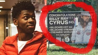 Lil Nas X DISSED in Nashville and Billy Ray Cyrus Responds