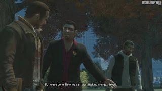GTA 4 - Revenge Ending / Final Mission - Out of Commission (1080p)