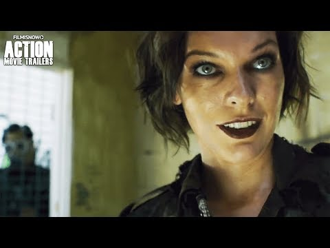 FUTURE WORLD Trailer NEW 2018  MILLA JOVOVICH PostApocalyptic Movie