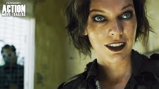 FUTURE WORLD Trailer NEW (2018) - MILLA JOVOVICH Post-Apocalyptic Movie