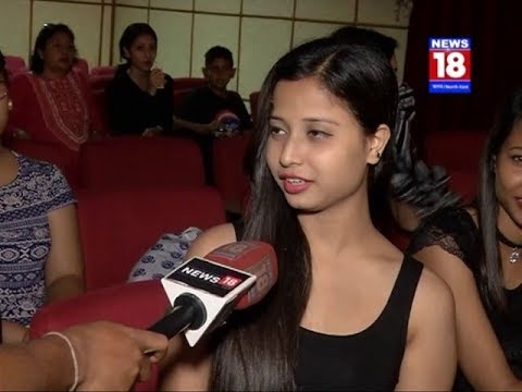 Hundreds of Guwahati girls get ready to rule the world of fashion. Watch special with surajit Saikia