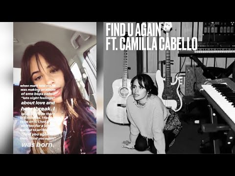 Mark Ronson & Camila Cabello - Find U Again (NEW LONGER SNIPPET)