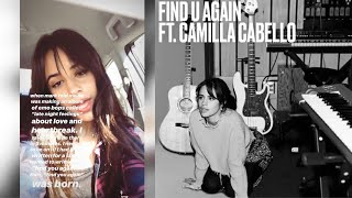 Mark Ronson & Camila Cabello - Find U Again (NEW LONGER SNIPPET)