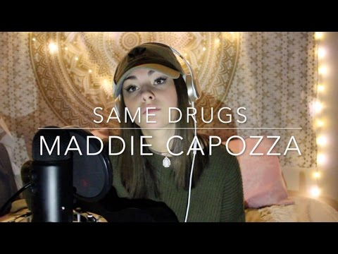 Same Drugs - Chance the Rapper (Cover by Maddie Capozza)