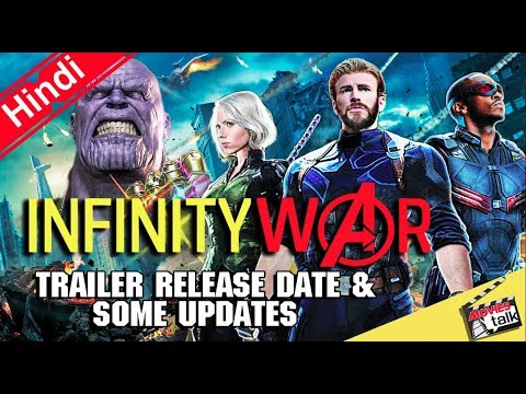 Avernger Infinity War Trailer Release Dates Is REAL Or FAKE [Explain In Hindi]
