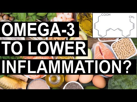 Omega-3 For Reducing Inflammation? What Does The Science Say?