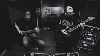 Parasite Inc. - Cold Silent Hell (GUITARS PLAYTHROUGH) [German Melodic Death Metal]
